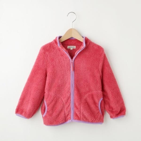 [マルイ]【セール】Tシャツ(カラフルパイピングボアブルゾン)/シューラルー(キッズ)(SHOOLARUE Kids)