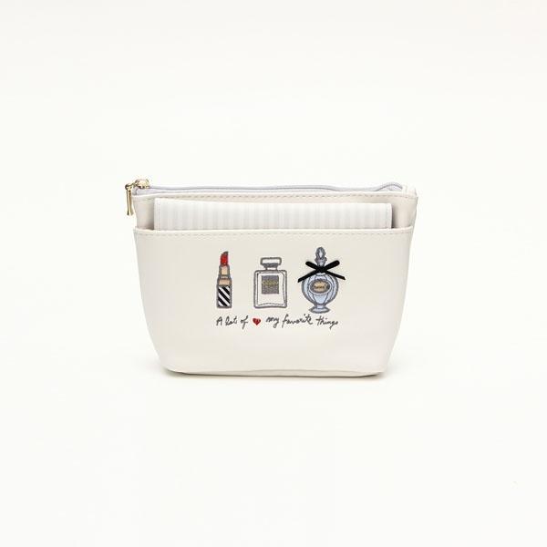 マルイウェブチャネル[マルイ]【セール】コスメ柄ポーチセット/コクーニスト(Cocoonist)