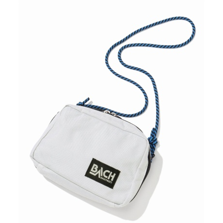 7aaa50e2863f メンズバッグ(BACH/バッハ×JS :ACCESSORY BAG White SMU) | ジャーナル ...