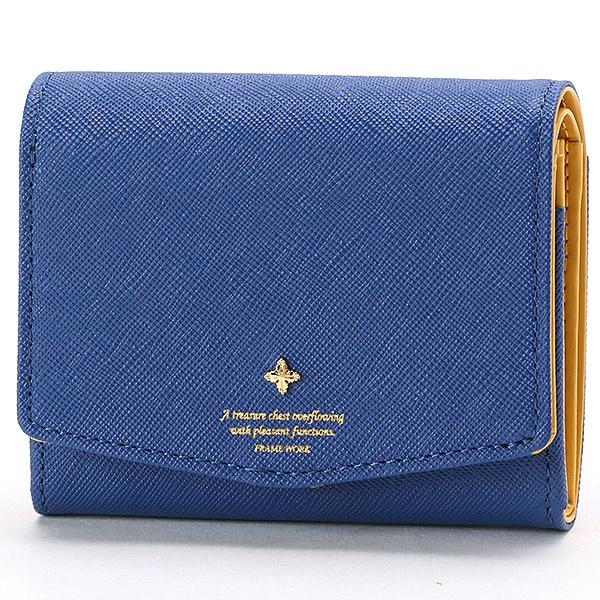 6c6bd3a34411 フレームワーク(FRAMe WORK) レディース二つ折り財布 | 通販・人気 ...