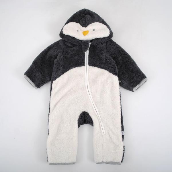 マルイウェブチャネル[マルイ]【セール】ボアペンギンバギーオール/イーベビー(e-baby)