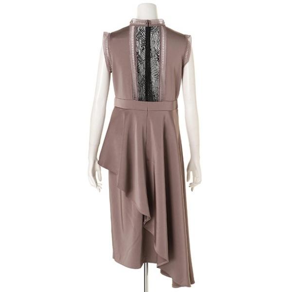 efc9351f7dc73 アシメスカートレイヤードドレス(オケージョン)