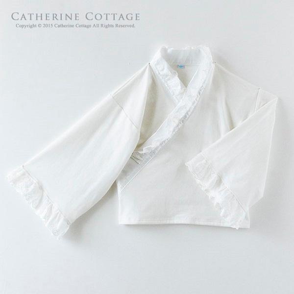 マルイウェブチャネル[マルイ] レースたっぷりの半襟付き半襦袢/キャサリンコテージ(Catherine Cottage)