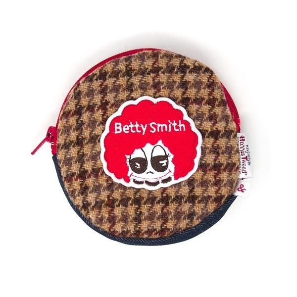 [マルイ]【セール】Betty Smith ラウンドコインケース/レキス(ファッショングッズ)(Lequis)