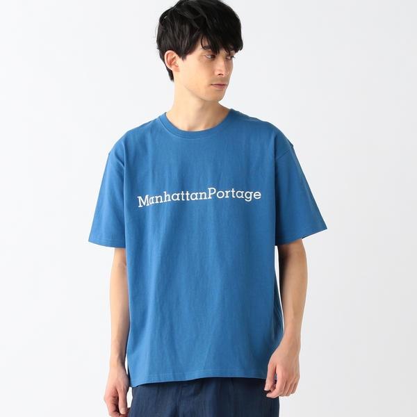 [マルイ] Manhattan Portage / USA プリントTシャツ/ビーミングライフストア(メンズカジュアル)(Bming lifestore MC)