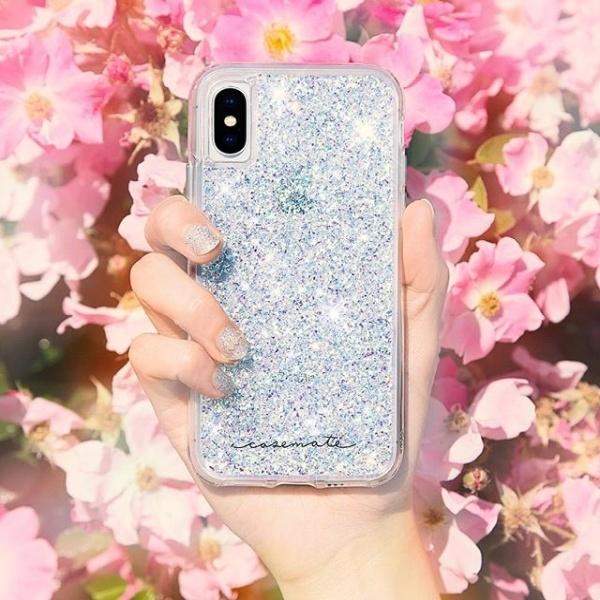 [マルイ]【セール】iPhoneXS Max対応ケース Twinkle-Stardust/ケースメイト(Case-Mate)
