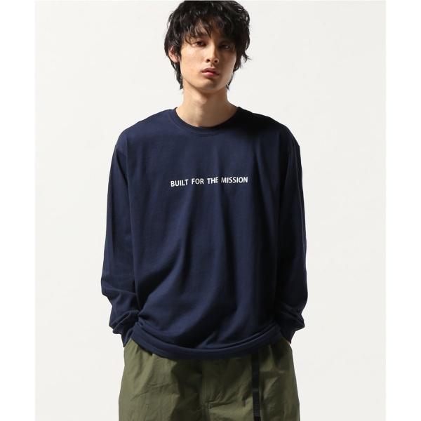 [マルイ] メンズTシャツ(MYSTERY RANCH / ミステリーランチ : BUILT FOR THE MISSION TEE L/S)/ジャーナルスタンダード(メンズ)(JOURNAL STANDARD MEN'S)