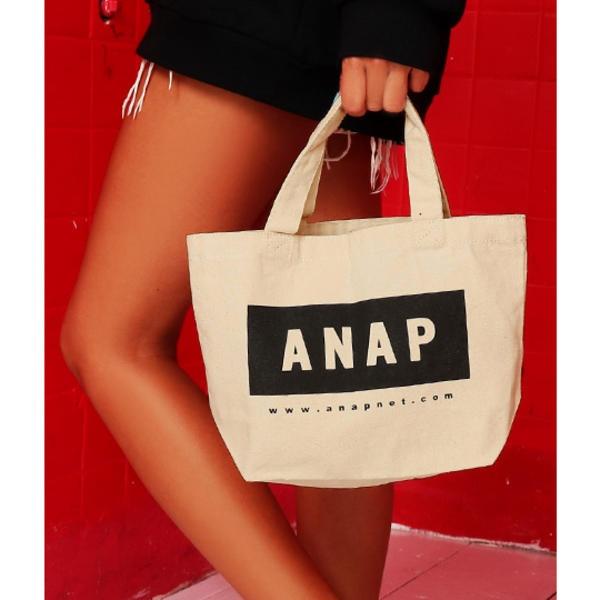 [マルイ]【セール】ANAPロゴキャンバスミニトートBA/アナップ(ANAP)