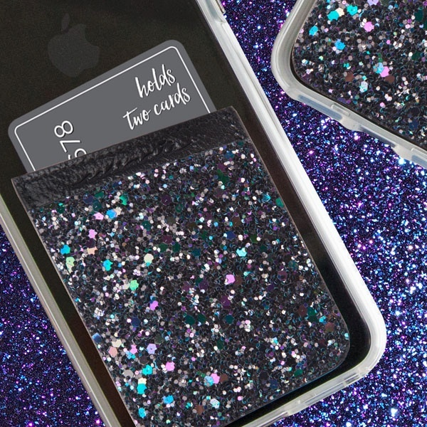 [マルイ] 【IDポケット】ID Pockets Glitter Black Iridescent/ケースメイト(Case-Mate)