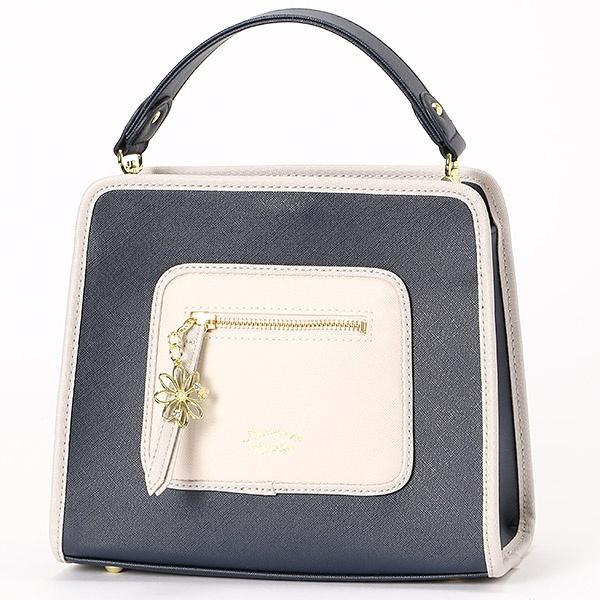 [マルイ]【セール】チャーム付き マルチ 2way手提げ/リズリサ(バッグ&ウォレット)(LIZ LISA Bag&Wallet)