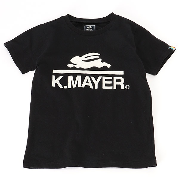 [マルイ]【セール】ブランドロゴT(BASIC)【120cm-160cm】/クリフメイヤーキッズ(KRIFF MAYER KIDS)