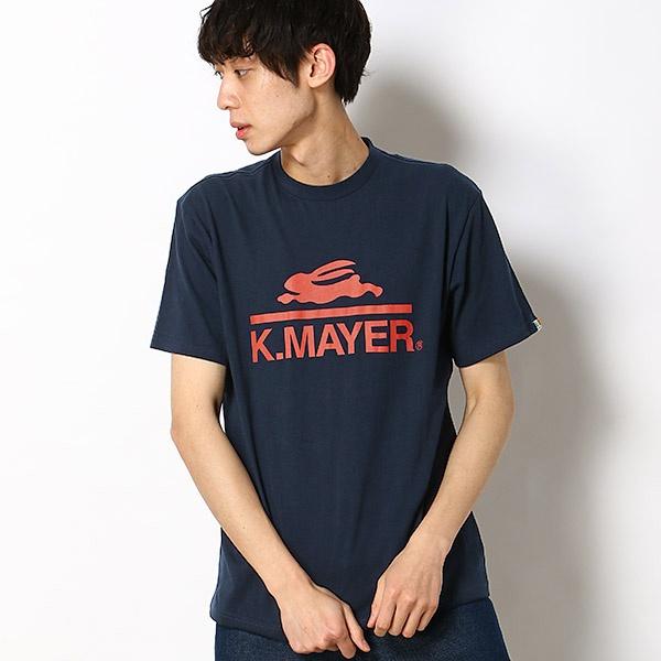 [マルイ]【セール】ブランドロゴT(BASIC)/クリフメイヤー(メンズ)(KRIFF MAYER)