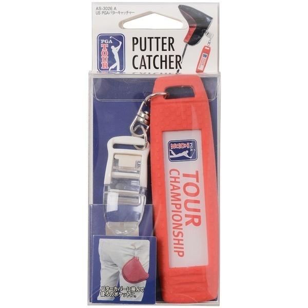 [マルイ] ゴルフ AS-3026 US PGAパターキャッチャー RD/スポーツオーソリティ(the sports authority)