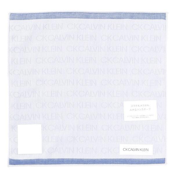 [マルイ] 【24×24cm】スマホ拭き(メンズ)/カルバンクライン(Calvin Klein HANDKERCHIEF)