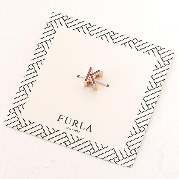 [マルイ] マイ グラム チャームレター K/フルラ(FURLA)