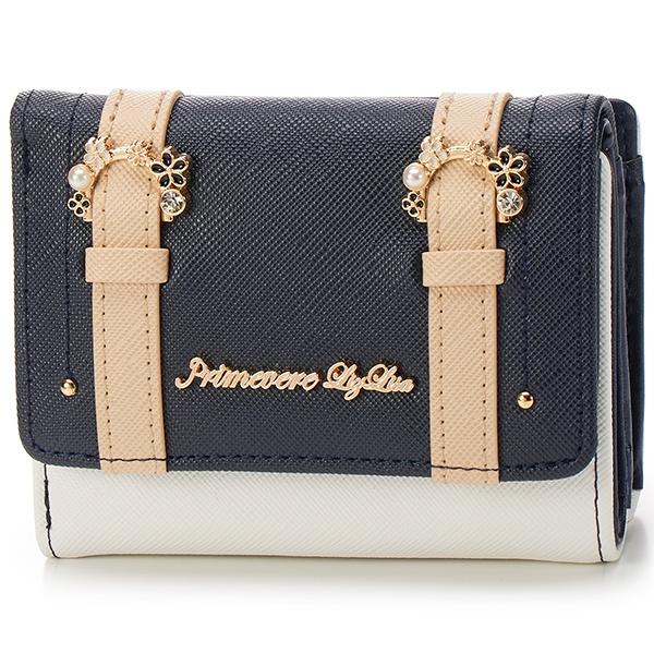 [マルイ] カメリア L字ファスナーミニ財布/リズリサ(バッグ&ウォレット)(LIZ LISA Bag&Wallet)