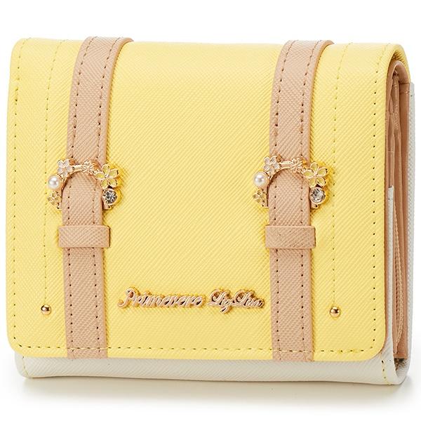 [マルイ] カメリア 二つ折ミニ財布/リズリサ(バッグ&ウォレット)(LIZ LISA Bag&Wallet)