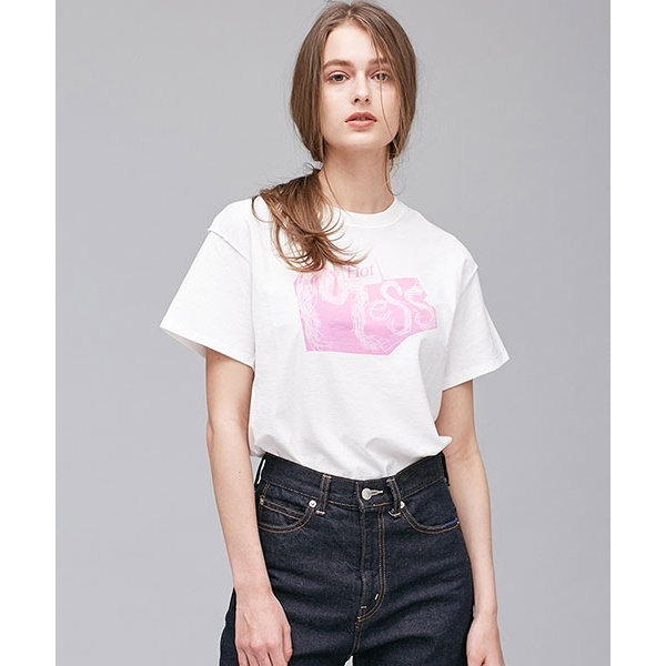[マルイ]【セール】【BLOUSE by geoffrey J Finch】Hot Mess tee/ナノ・ユニバース(レディース)(nano universe)