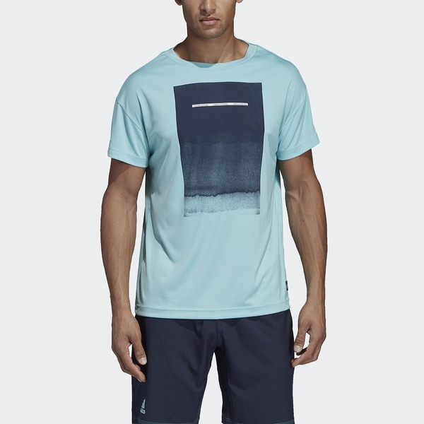 [マルイ] ラケットスポーツ TENNIS PARLEY GRAP TEE/アディダス(スポーツオーソリティ)(adidas)