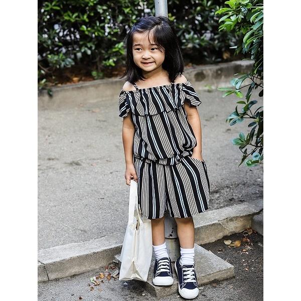 [マルイ]【セール】【残りわずか】gaya girl (ガヤガール) マルチストライプパンツ/オン ザ デイ(on the day)Kid's