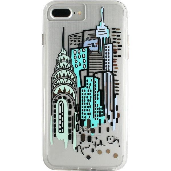 [マルイ]【セール】iPhone8 Plus 対応ケース City Print-NY City View/ケースメイト(Case-Mate)