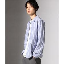 826ec66d730b NEW さらに値下げしました メンズブルゾン(HOPE / ホープ :Light Shirt Jacket)/ジャーナルスタンダード(メンズ