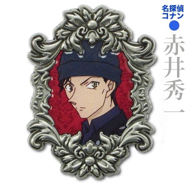 [マルイ] 赤井秀一 キャラピンバッジ (ピンズ) 名探偵コナン (ORDC)/アニメ・トーキョー(Anime Tokyo)