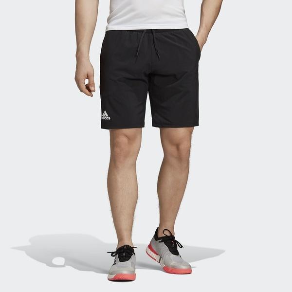 [マルイ] ラケットスポーツ TENNIS CLUB SWEAT SHORT 9/アディダス(スポーツオーソリティ)(adidas)