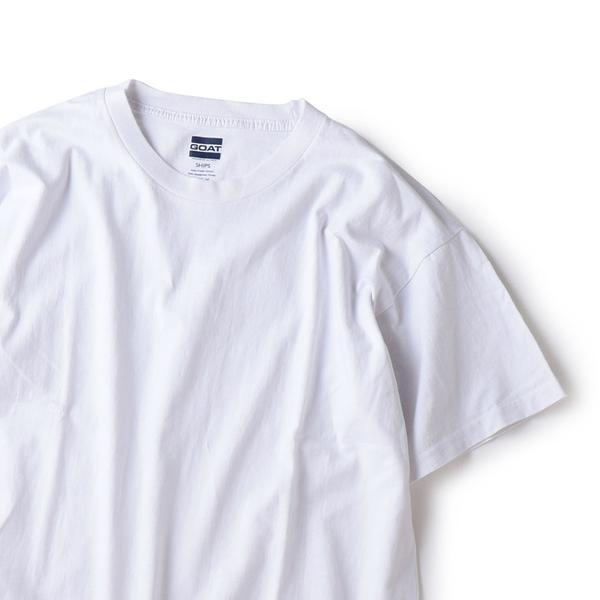 [マルイ]【セール】SU:【GOAT】 Tシャツ/シップス(メンズ)(SHIPS)