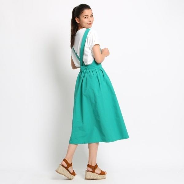 [マルイ] 【洗える】グログランジャンパースカート/エージー バイ アクアガール(AG by aquagirl)