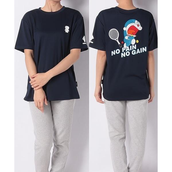 [マルイ]【セール】ラケットスポーツ ドラえもんテニスTシャツ/エスエーギア(スポーツオーソリティ)(sa gear)