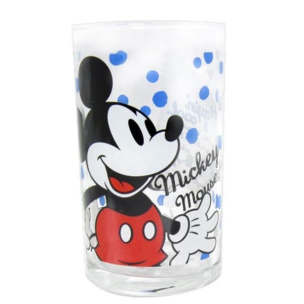 [マルイ] ミッキーマウス タンブラー (グラスコップ) 250ml Pop CuOTe ディズニー/パーフェクト・ワールド・トーキョー(Perfect World Tokyo)