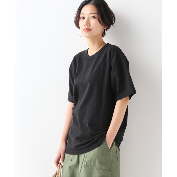 [マルイ] レディスカットソー(【LA APPAREL / ロサンゼルスアパレル】8.5oz ShortSleeve Binding GDT:Tシャツ)/ジャーナルスタンダード レリューム(レディース)(JOURNAL STANDARD relume)