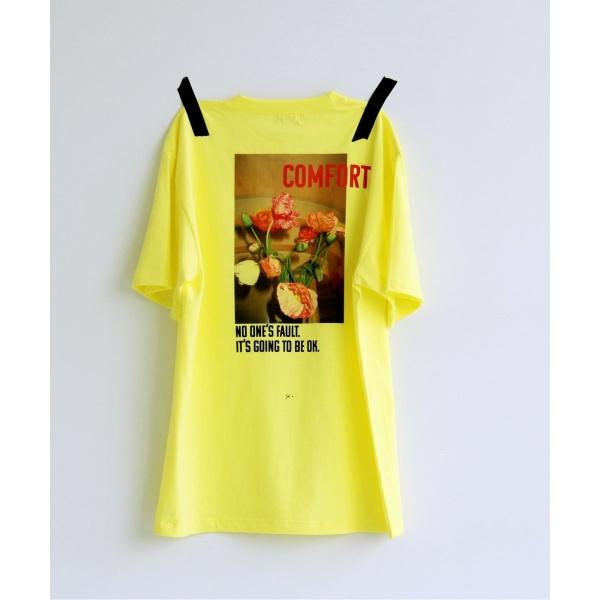 [マルイ]【セール】メンズTシャツ(SKIN/スキン FLOWER PRINT COLOR Tee)/ジャーナルスタンダード レリューム(メンズ)(JOURNAL STANDARD relume)