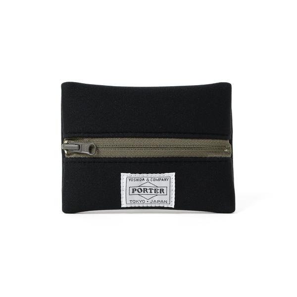 [マルイ] PORTER × B印 ヨシダ / COIN&TISSUE CASE/B印YOSHIDA(BEAMS×PORTER)(B JIRUSHI YOSHIDA)