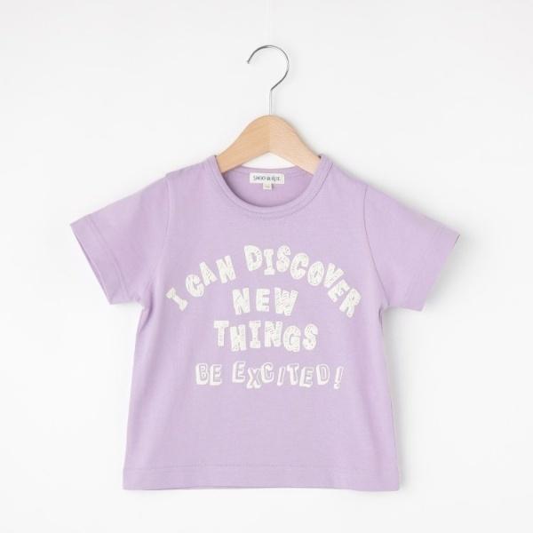 [マルイ]【セール】【80-130cm】メッセージTシャツ/シューラルー(キッズ)(SHOOLARUE Kids)