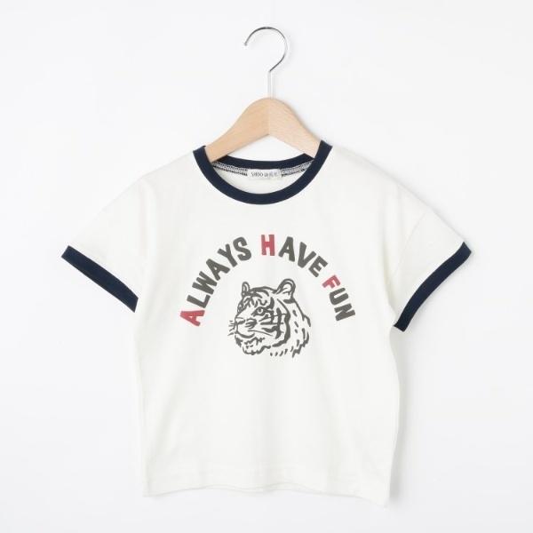 [マルイ]【セール】【80-130cm】タイガーTシャツ/シューラルー(キッズ)(SHOOLARUE Kids)