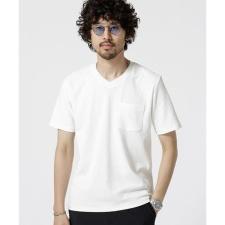 (nano universe) Tシャツ/ ナノ・ユニバース フェイクレイヤードBIG (メンズ) 【19SS】