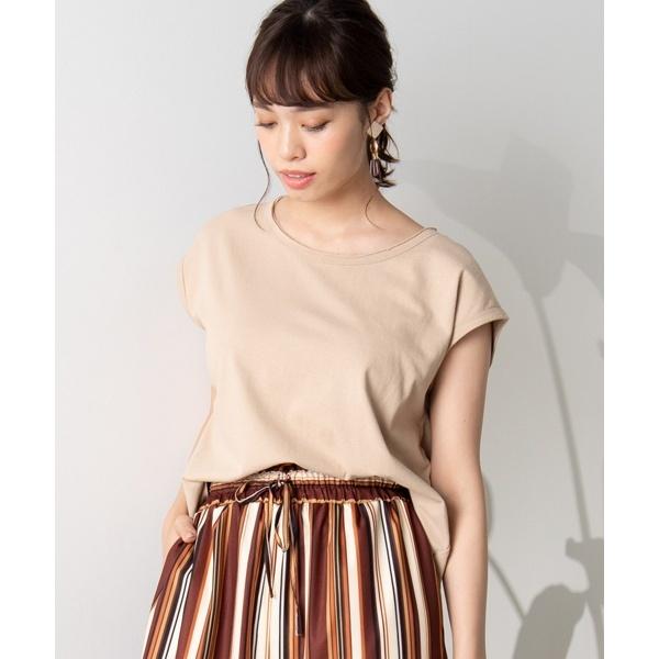 [マルイ]【セール】USAコットンノースリーブTシャツ/ウィゴー(レディース)(WEGO)