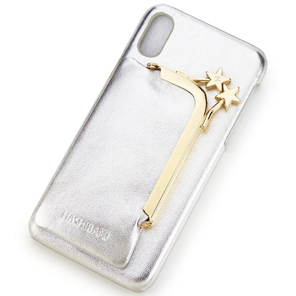 [マルイ]【セール】【HASHIBAMI】【アイフォンケース】 ※iPhone X/XS 用/ブリジットバーキン・セレクト(Bridget Birkin Select)