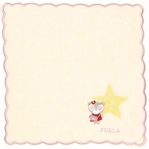 [マルイ] 【約22×22cm】ミニタオルハンカチ(レディース)/フルラ(FURLA/雑貨)