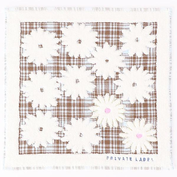 [マルイ] 【約25×25cm】タオルハンカチ(レディース)/プライベートレーベル(PRIVATE LABEL/雑貨)