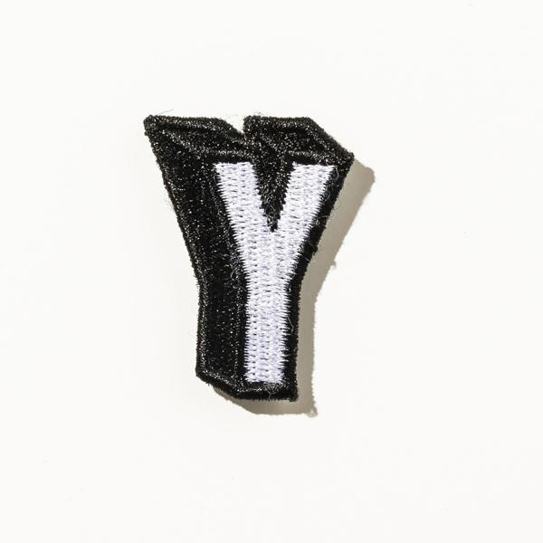 [マルイ] DRESSCAMP (ドレスキャンプ) カスタム用ワッペンピース アルファベットY/ドレスキャンプ(DRESS CAMP)