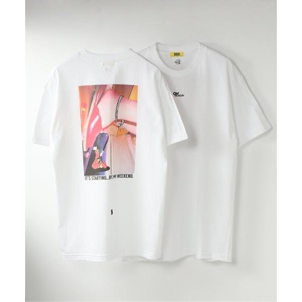 [マルイ] メンズTシャツ(SKIN × 秘密倶楽部 SUEKKO LIONS 1WEEK Tシャツ)/ジャーナルスタンダード レリューム(メンズ)(JOURNAL STANDARD relume)