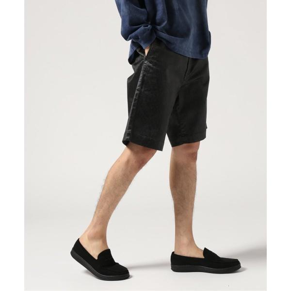[マルイ]【セール】メンズショートパンツ(LEO Leather like coating ショーツ)/ジャーナルスタンダード トライセクト(Journal Standard TRISECT)