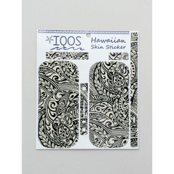 [マルイ] 【Kahiko】IQOS SKIN STICKER アイコススキンステッカー HAWAIIAN/チャイハネ(CAYHANE)
