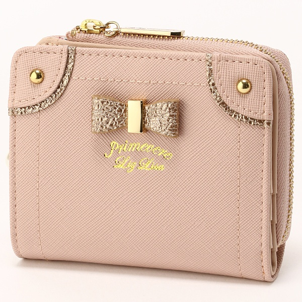 [マルイ] ケイト L字ファスナーサツイレ/リズリサ(バッグ&ウォレット)(LIZ LISA Bag&Wallet)