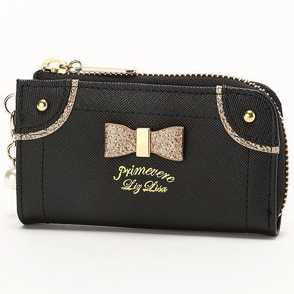 [マルイ] ケイト L字ファスナーキーケース/リズリサ(バッグ&ウォレット)(LIZ LISA Bag&Wallet)