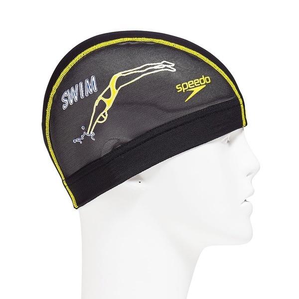 [マルイ] スイミング NEON MESH CAP/スピード(スポーツオーソリティ)(speedo)