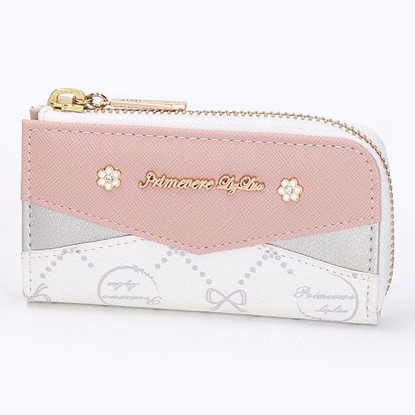 [マルイ] シェリー L字ファスナーキーケース/リズリサ(バッグ&ウォレット)(LIZ LISA Bag&Wallet)